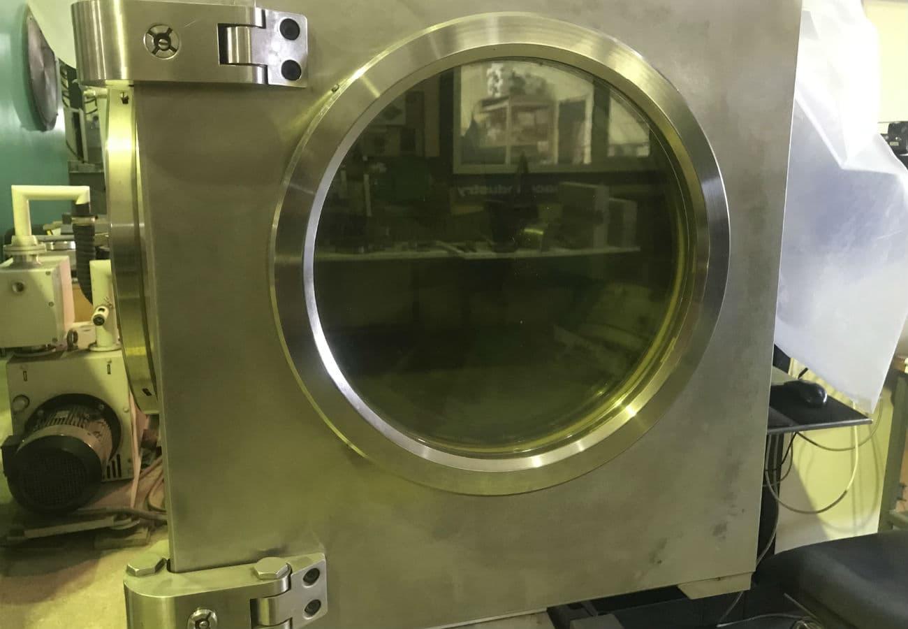 Виготовлення вакуумних камер